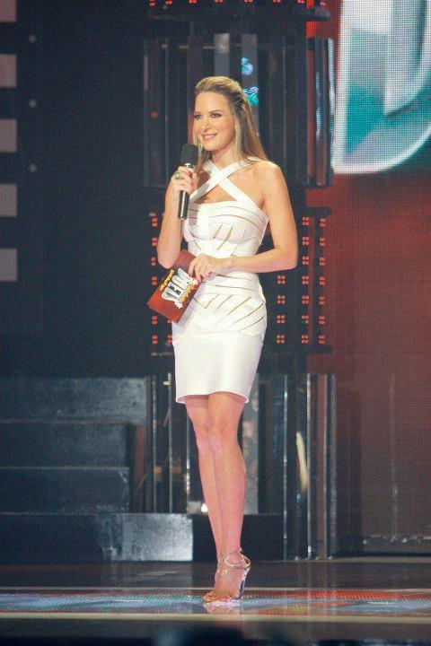 Miss Lebanon 1995 Dina Azar