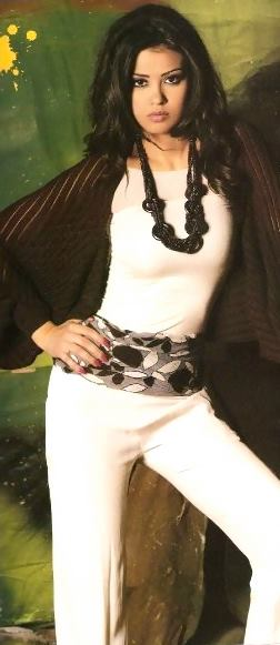 Miss Lebanon 2008 Rosarita Tawil